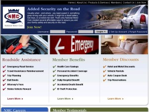 Representative of national motor club of america for National motor club roadside assistance